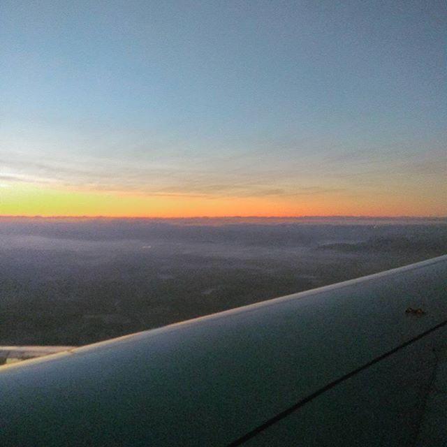 Грамм из Инстаграм: Навстречу восходу